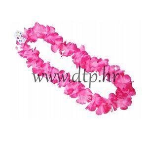havajska-ogrlica-pink
