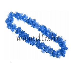 havajska-ogrlica-plava