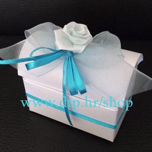 000 pz10013 Škrinjica s tiskom (pozivnica ili poklon)