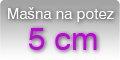 Mašna 5cm