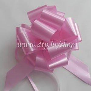 270038 mašna (na potez) 3cm roza