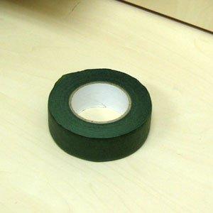 140007 Tape floral 26mm 27,42m zeleni