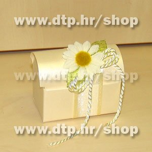 Pozivnica ili konfet Margareta Z-3 s tiskom