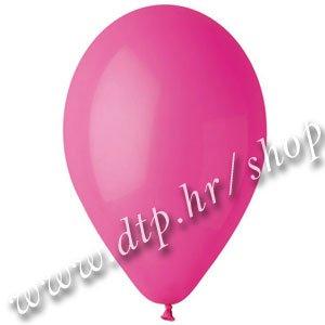 Balon pastel 20 kom rozi 24cm