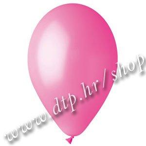 Balon pastel 20 kom rozi 25cm