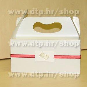 Kutija za kolače š16