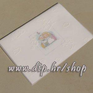 91330 Pozivnica s tiskom i kuvertom