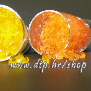 Gel GRANULE 10GR narančasta
