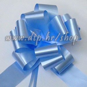 270019 mašna (na potez) 5cm svj.plava