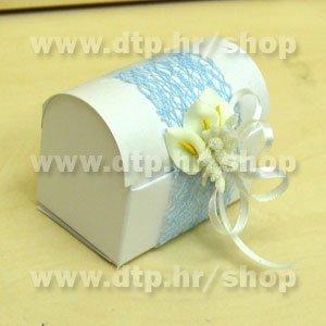 Pozivnica ili konfet Kala 02 s tiskom