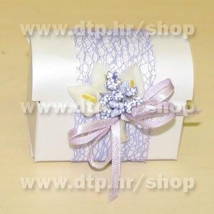 Pozivnica ili konfet Kala 03 s tiskom