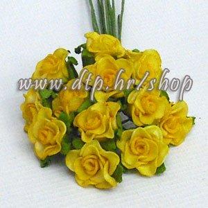 00 450216-3 ružica 12 kom žuto-nar.