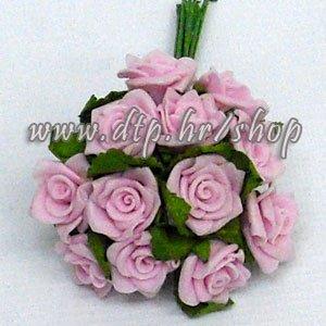 0450164-3 ružica s listićem 12 kom