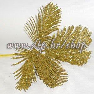 20837409 palmica zlatna 1 kom
