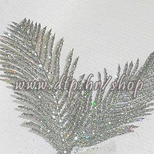 20837410 palmica srebrna 1 kom