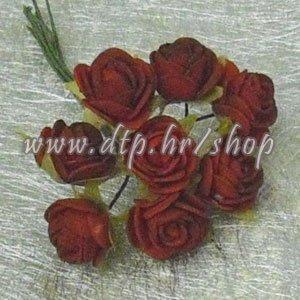 450286-1 Vrtna ruža bordo 1 kom