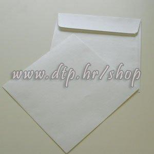 Kuverte bijele 16x16, 110g, sjajne