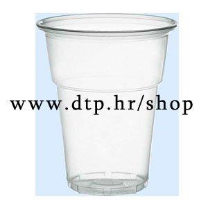 70300 PVC kristal čaše 50/1 2dl
