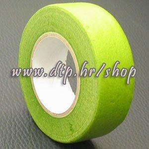 140007-1 Tape floral 26mm 27,42m zeleni