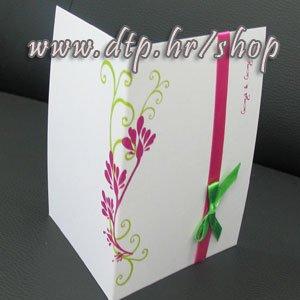 Pozivnica Flora10 s tiskom