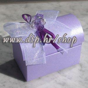 Pozivnica ili poklon Perla06 s tiskom