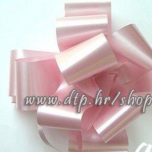 5736 mašna n/p velika baby roza 5cm