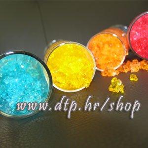 Dekorativni gel - GRANULE 10GR žuta