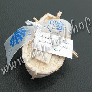 0032 Brodić s dekoracijom i tiskom