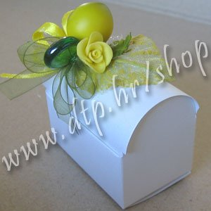 pz15411 Škrinjica s tiskom (pozivnica ili poklon)
