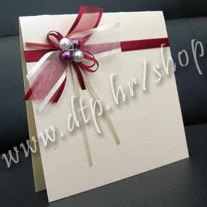 000pz21111 pozivnica za vjenčanje s tiskom