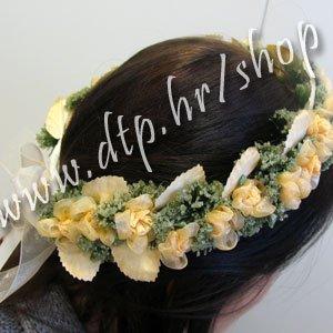 Vjenčić za kosu vj0512 NOVO
