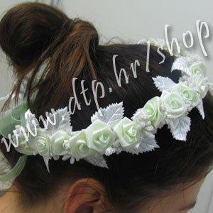 Vjenčić za kosu vj0912 NOVO