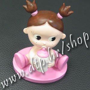 Beba s bocom roza DK310002