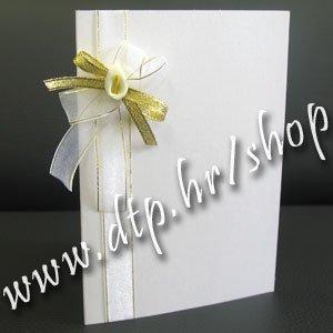 000pz01612 Pozivnica ili zahvalnica s tiskom