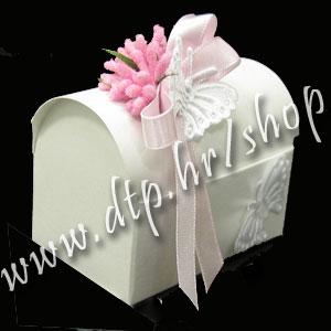 000pz00912 Škrinjica s tiskom (pozivnica ili poklon)
