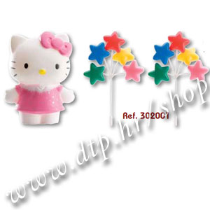 Set Hello Kitty manji DK302001