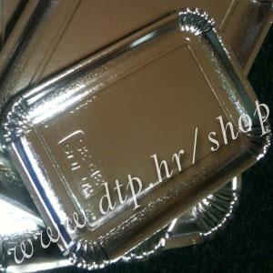 Tacna srebrna 250mm x 175mm ZEN1233