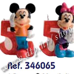 DK346061-070 Rođendanski broj Minnie br.5