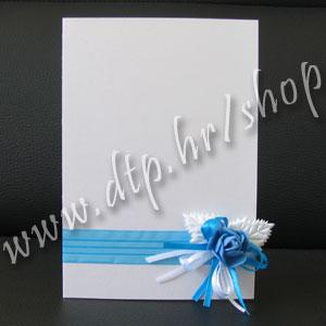 00pz12911 Pozivnica ili zahvalnica s tiskom