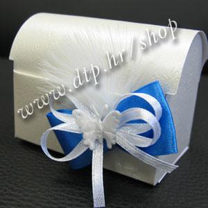 000pz09612 Škrinjica s tiskom (pozivnica ili poklon)