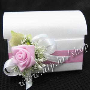 000pz09712 Škrinjica s tiskom (pozivnica ili konfet)