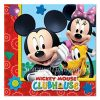 81510 MICKEY PLAYFUL SALVETE 20/1 33x33cm