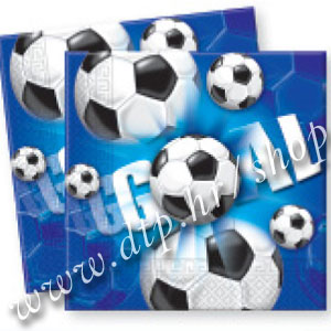 96320 FOOTBALL SALVETE 20/1 33x33cm