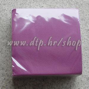 Salvete tamno ciklama-ljubičasta 38x38 soft (40 kom)