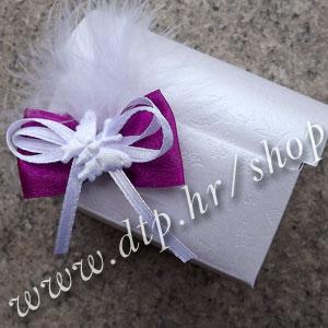 000pz06313 Škrinjica s tiskom (pozivnica ili konfet)