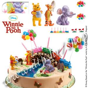 DK350021 Set Winnie Pooh