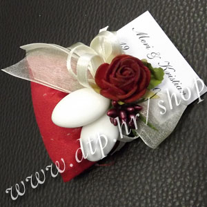 000pg00913 Konfeta za vjenčanje s tiskom