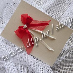 000pz06813 Pozivnica ili zahvalnica s tiskom