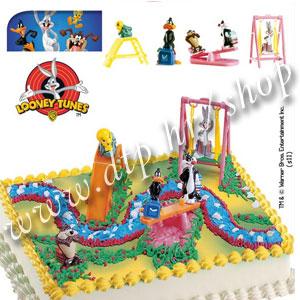 Set za ukrašavanje torte DK350168