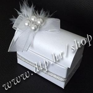 0-0pz009413 Škrinjica s tiskom (pozivnica ili poklon)